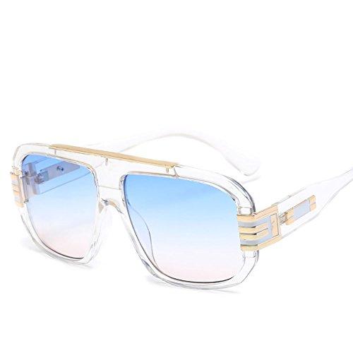 SUDOOK Gafas sol hombre para Color de 3 wUwPqrH0