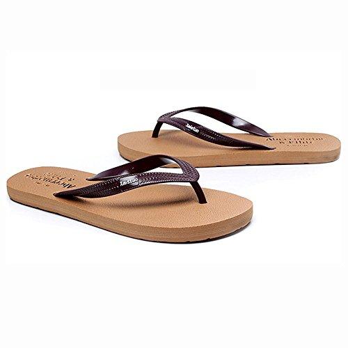 piatto 4 donna Moda e da sandali semplici piedi antiscivolo spiaggia coppia uomo wSwIqnP7