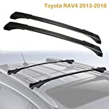 ALAVENTE Roof Rack Cross Bars Luggage Carrier Roof Rails for Toyota RAV4 2013-2018