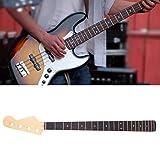 Fafeims Bass Neck, Bass Neck Fretboard 21 Frets