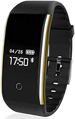 Amazon.com : SODIAL V9 Sport Arterial Heart Rate Smartwatch ...