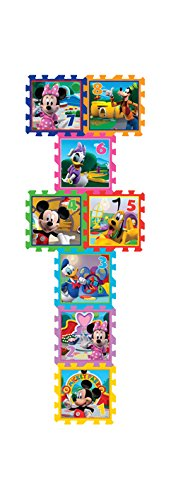 Knorrtoys 21012 Puzzle Tapis Tapis Minnie Mickey Mouse