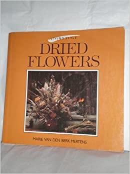 Book Dried Flowers (Living style)