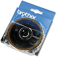 Brougham 10-Pitch Cassette Daisywheel for Brother Typewriters, Word Processors, Sold as 1 Each