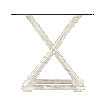 Stanley Furniture Coastal Living Resort Driftwood Flats End Table In  Nautical White