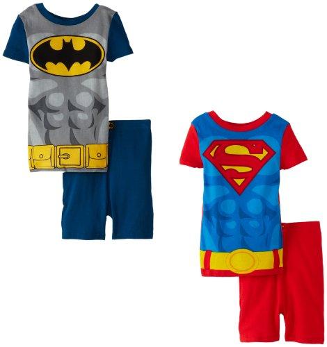 Komar Kids Boys 2-7 Batman/ Superman  Combo