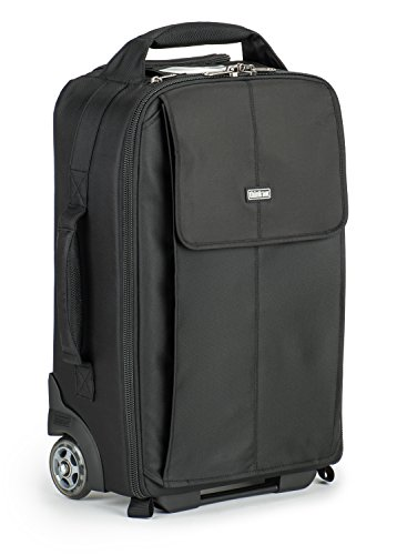 Think Tank Airport Advantage Carry-On Roller Bag for 2 DSLRs with Lenses Attached, 15'' Laptop by Think Tank Photo