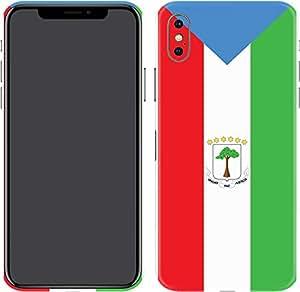 Switch iPhone X Skin Equatorial Guinea