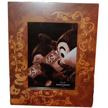 Amazon.com - Disney Mickey Mouse Inlay 5x7 Frame - Single Frames