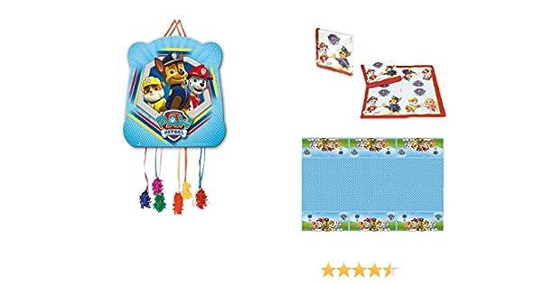 Patrulla Canina 1123, Pack decoración Fiesta y cumpleaños ...