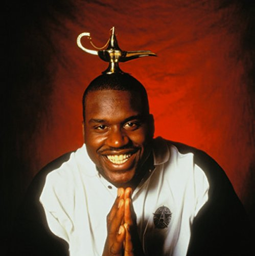 Autographed Photograph Oneal Shaquille - Shaquille ONeal 24X36 New Printed Poster Rare #TNW671290