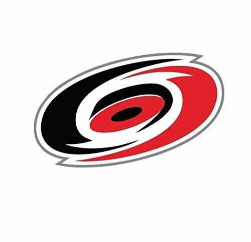Carolina Hurricanes Poster | 3 Size NHL Hockey Color Logo Sports Sticker | Carolina Hurricanes car Decal (3 inch)
