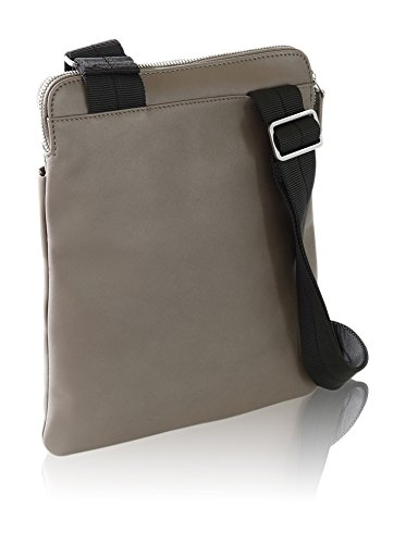 Nava Design Borsa A Tracolla N_Leather Tortora