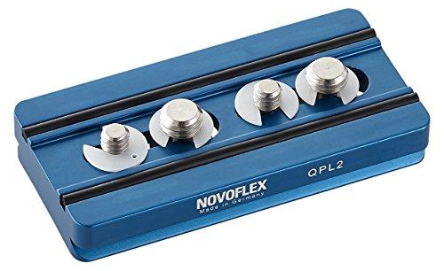 Novoflex 84mm Quick Release Plate - 1/4