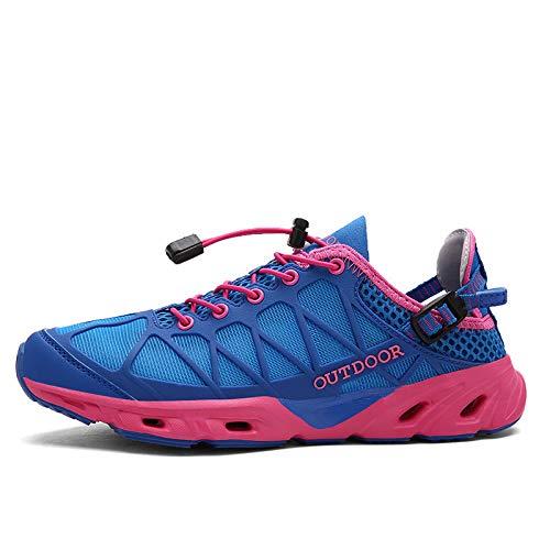 GreyPurple Antidérapantes De Chaussures Femme Séchage Chaussures 43 à Chaussures Bluered Air Sport en Pêche Respirant Nouvelle GUANG 39 De Rapide pour XING Plein Marche Randonnée Baskets De OwqUgax
