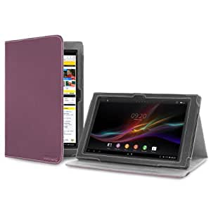 Cover up funda para sony xperia tablet z 10 1 tablet versi n con soporte - Fundas para tablet sony xperia z ...