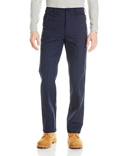 Red Kap Men's Jean-Cut Pant, Navy, 36x30 ()