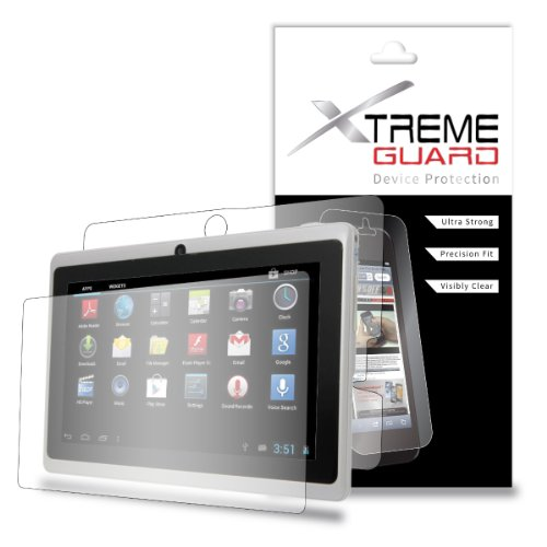 XtremeGuard Full Body Screen Protector for Matricom G-Tab Nero CX2 7