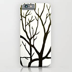 Society6 - White Tree iPhone 6 Case by Morgan Ralston
