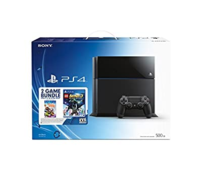 PlayStation 4 Black Friday Bundle - Lego Batman 3 and Little Big Planet 3