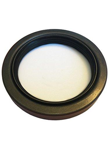 (Pack of 1) Westernprime Trailer Hub Wheel Unitized Oil Seal 10-51 (370150BGO) for 9K-10K GD Axles ID 2.875'' x OD (Wheel Hub Oil)