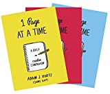 1 Page at a Time: A Daily Creative Companion (3 Volume Bundle)