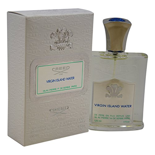 Creed Virgin Island Water by Creed Eau De Parfum Spray for Unisex, 4 Ounce by Creed