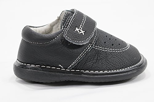 Anderson Baby Care LLC Squeaky Shoes for Toddler Boys (4T, Black Loafer) by Anderson Baby Care LLC (Image #7)'