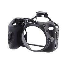 easyCover ECND5500B Camera Case for Nikon D5500, Black