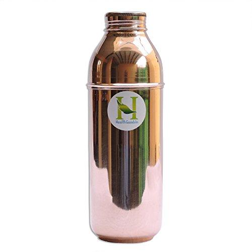 Travellers Copper Ayurvedic Benefits HealthGoodsIn product image