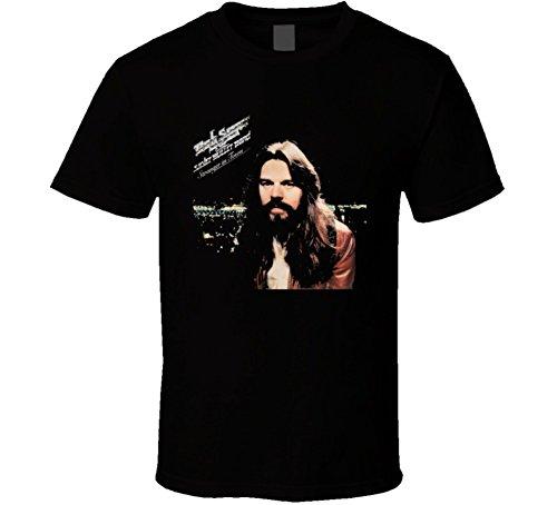 Perfect Fit T Shirts Bob Seger & The Silver Bullet Band Stranger In Town T Shirt XL Black Bob Seger T-shirt