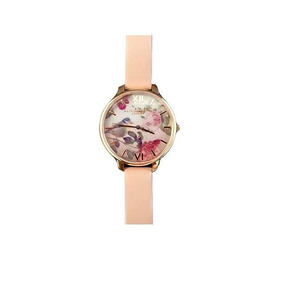 Reloj de Mujer Olivia Burton Signature Florals Varios Modelos: Amazon.es: Relojes