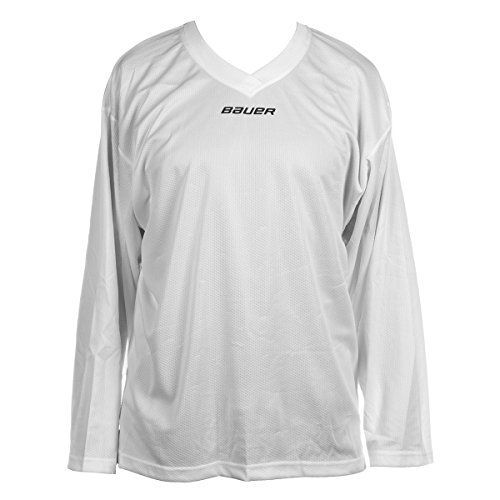 Bauer Team Core Ice Hockey Practice Jersey Men s Long Sleeve - Import It All 8af4d9d8360