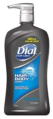 Dial for Men Hair