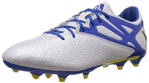 Chaussures 42 Pour Homme Football Fg Eu Adidas Noir Blanc Messi15 2 Ag De Bleu p7xBqIw