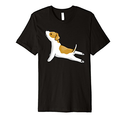 Jack Russell Terrier Yoga Pose T-Shirt