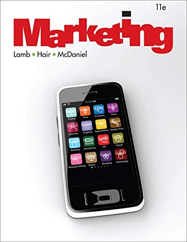 Marketing (Available Titles CourseMate)
