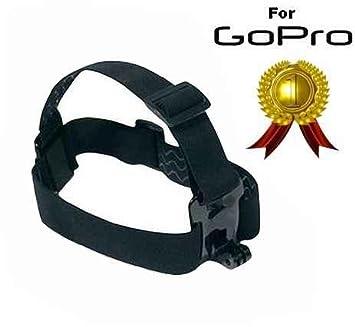 en ligne divers styles Découvrez Fixation bandeau tête pour caméra Gopro + écrou de serrage ...
