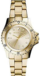 MK6120 Michael Kors Tatum Gold-Tone Ladies Watch