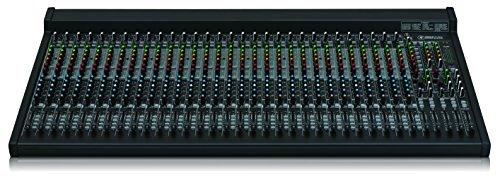 Mackie 3204VLZ4 | High-Performance VLZ4 Series Premium 32-Channel Analog Mixing Station, 3204VLZ4 with 28 Onyx Mic Preamps and 6 Aux Sends (32-Channel 4-Bus) by Mackie