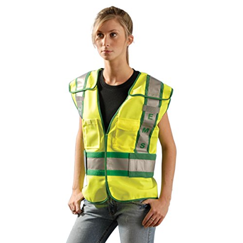 Occulux Breakaway Vest - OccuLux EMS Public Safety Vest