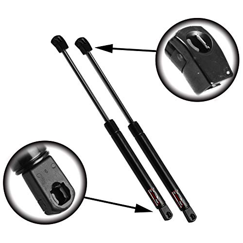 Qty 2 Fits Ford Expedition 1997 To 2006 F150 F250 1997 To 2004 Factory Aluminum Hood Lift Supports