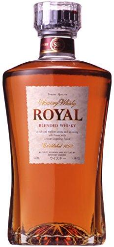 サントリー ウイスキー ローヤルスリム 660mlの商品画像