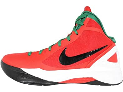 nike zoom hyperdunk 2011 red and white provincial