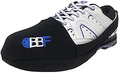 Bowling Ball Factory Black Single Bowling Shoe Slider for Bowling Shoes