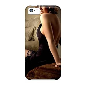Ultra Slim Fit Hard AlexandraWiebe Cases Covers Specially Made For Iphone 5c- Mandy Moore