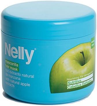 Nelly - Mascarilla para cabello - con extracto natural de manzana - 250 ml