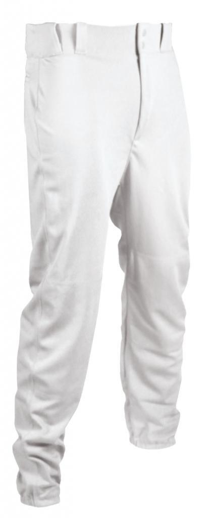 タグYouth Baseball Pant withベルトループゴム( Bottoms ) B00TBSI7JI 2X-Large|ホワイト ホワイト 2X-Large