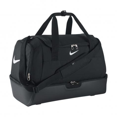 Nike Tasche Club Team Hardcase, black/white, 52 x 40 x 31 cm, 52 Liter, BA5195-010
