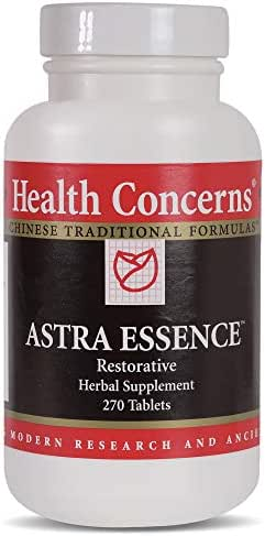 Health Concerns - Astra Essence - Restorative Herbal Supplement - 270 Tablets